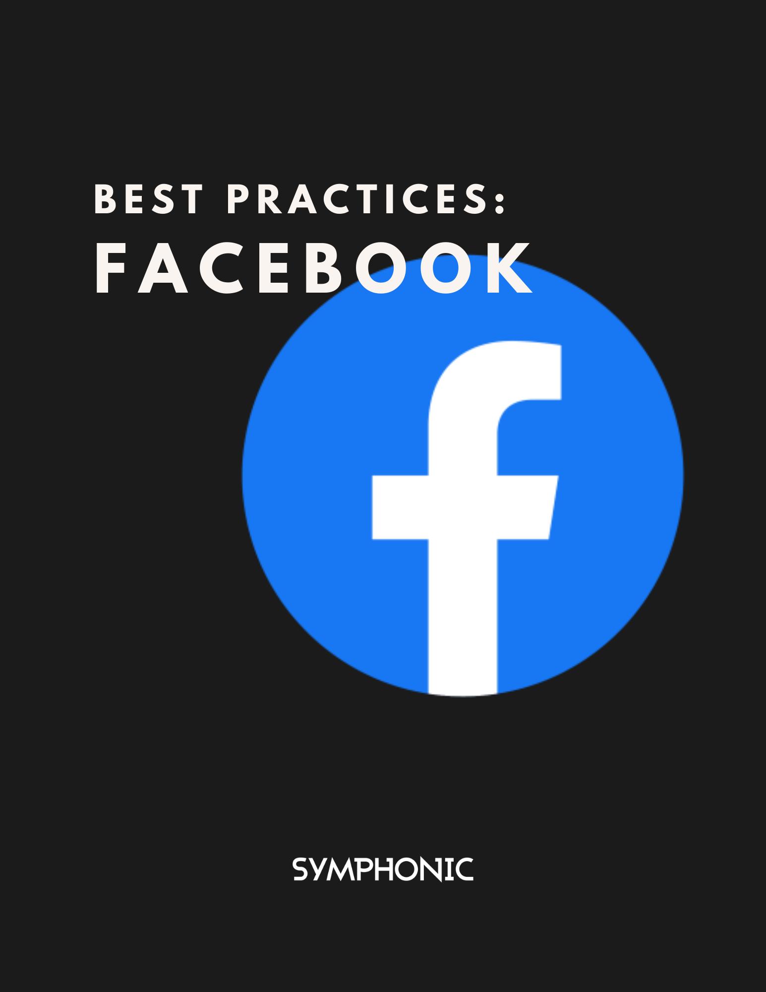 Best Practices Facebook
